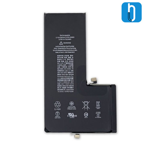 Iphone 11 pro battery