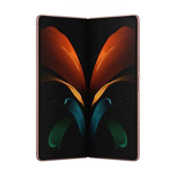 Samsung Zfold2 bronze