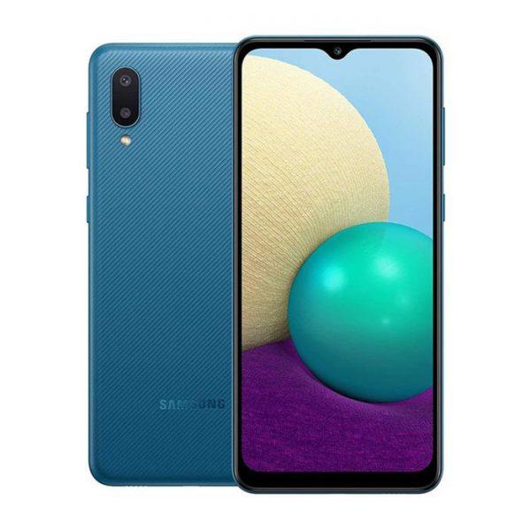 Samsung A02 blue