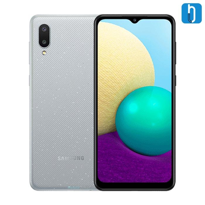 Samsung A02 white