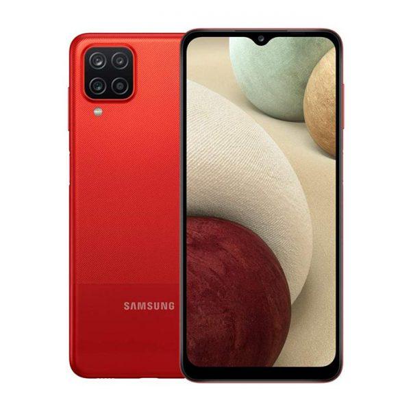 Samsung A12 Red