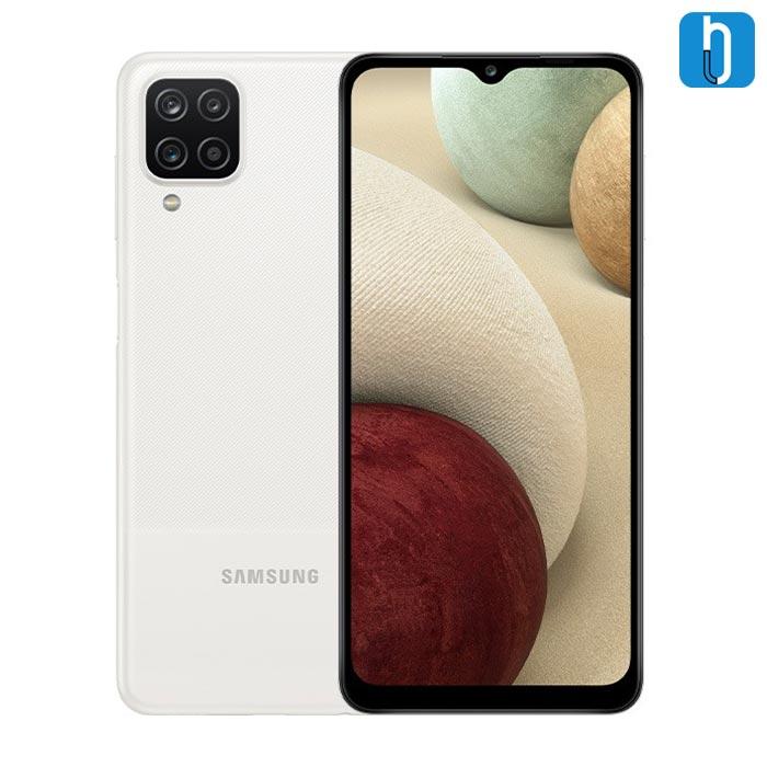 Samsung A12 White