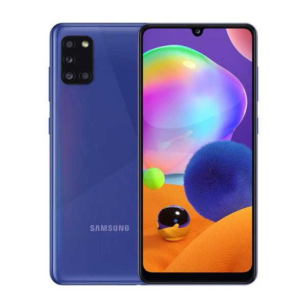 Samsung A31 blue