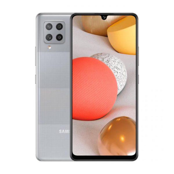 Samsung A42 silver