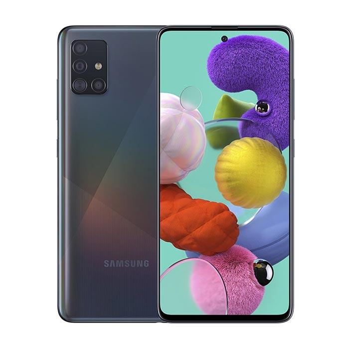 Samsung A51 black