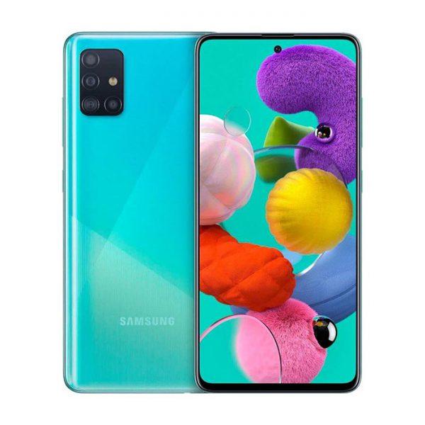Samsung A51 blue