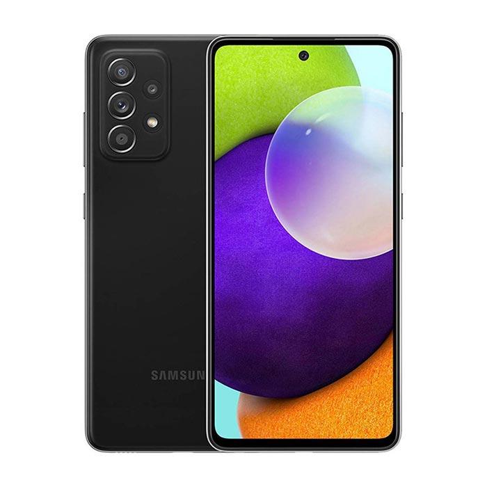 Samsung A52 black
