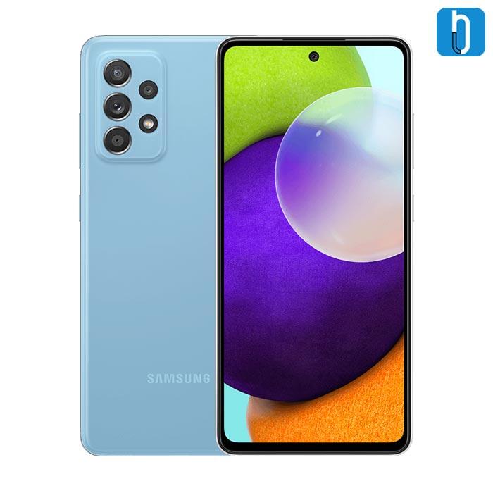 Samsung A52 blue