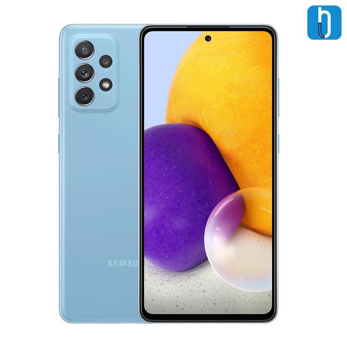 Samsung A72 blue