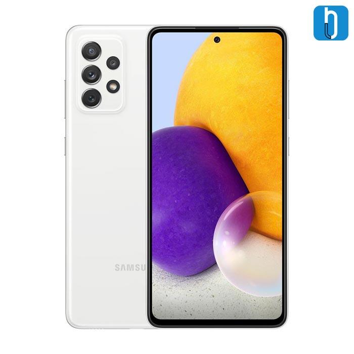 Samsung A72 white
