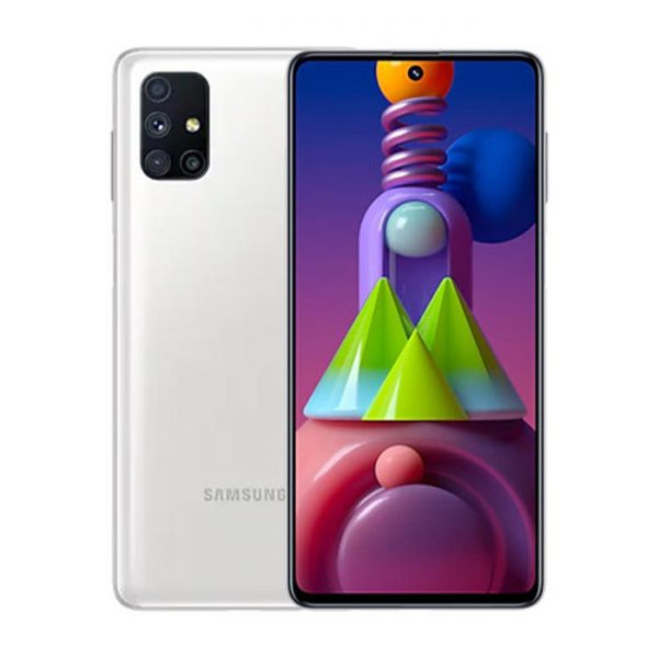 Samsung M51 white