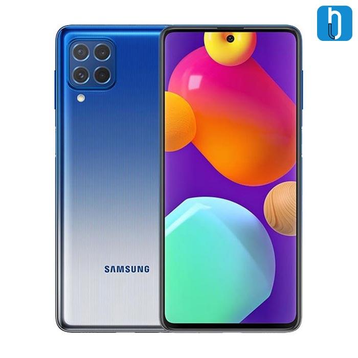 Samsung M62 blue