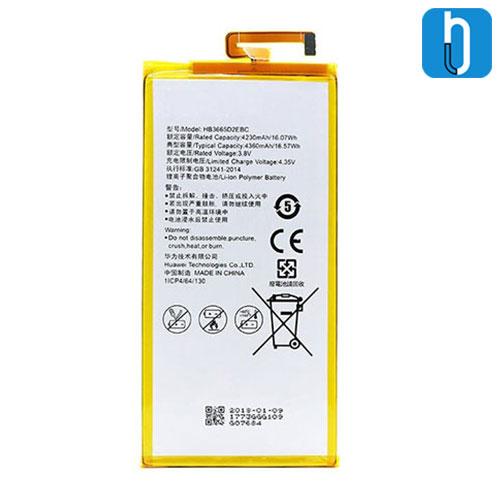 Huawei P8 Max battery