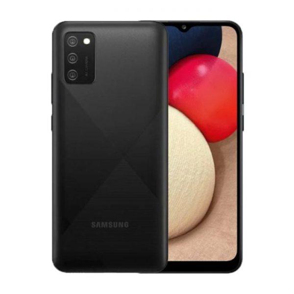 Samsung A02s black
