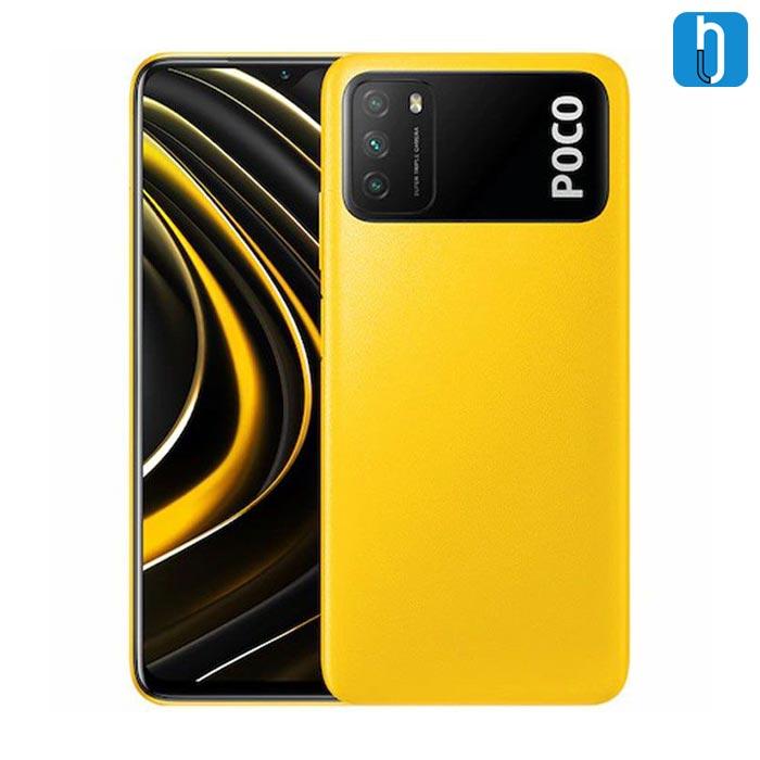 Xiaomi Poco M3 yellow