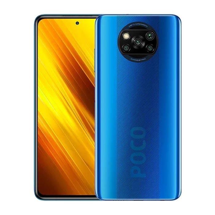 Xiaomi Poco X3 NFC blue