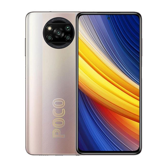 Xiaomi Poco X3 Pro bronze