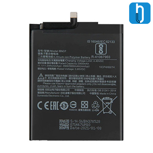Xiaomi Redmi 6 Battery