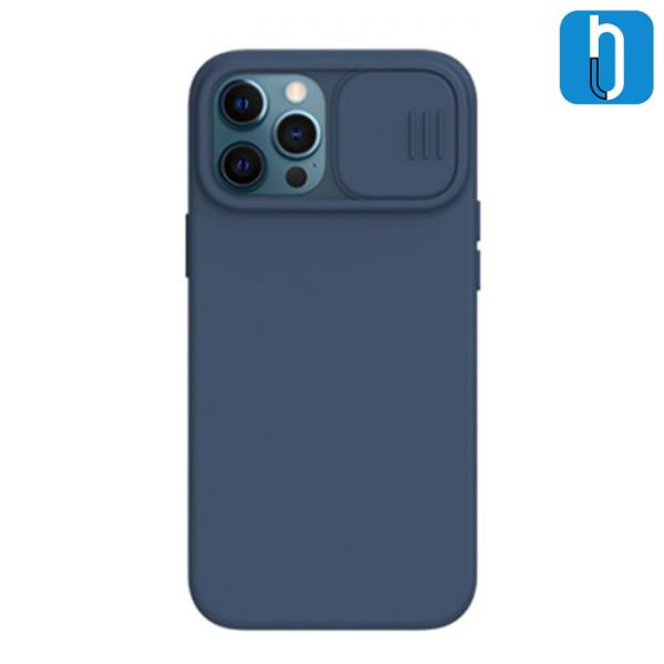 Apple iPhone 12 Pro Max Nillkin Camshield Silky Magnetic Silicon Case