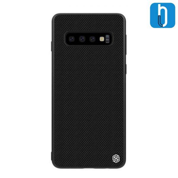 Samsung Galaxy S10 Plus Nillkin Textured Nylon Fiber Case