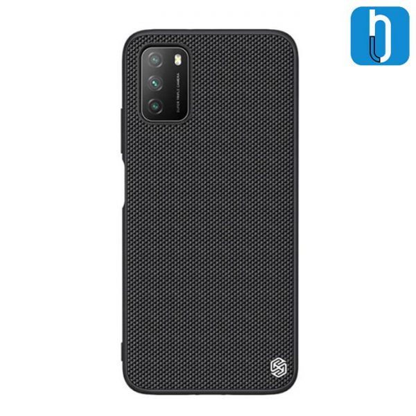 Xiaomi Poco M3 Nillkin Textured Nylon Fiber Case